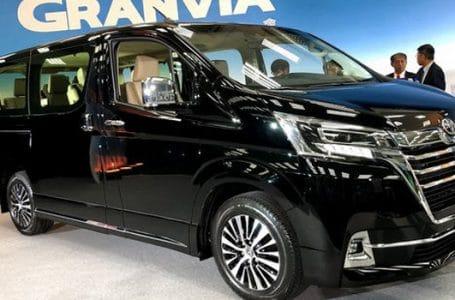 Toyota เตรียมเปิดตัว All New Toyota Majesty รถตู้หรูของโตโยต้า ในงาน Big Motor Sale 2019 นี้
