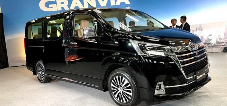 All New Toyota Majesty 2019