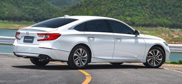 สมรรถนะ New Honda Accord HYBRID