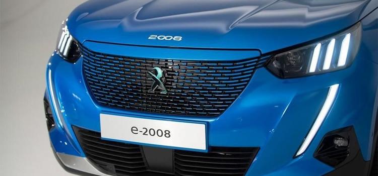 กรจังหน้า All-new Peugeot e-2008