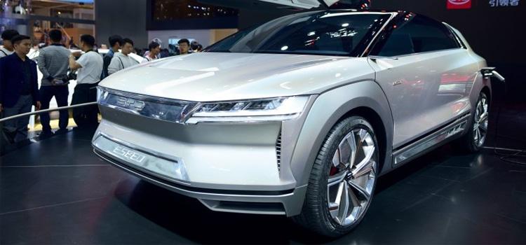 Toyota ประเทศจีน ได้ร่วมมือกับ BYD