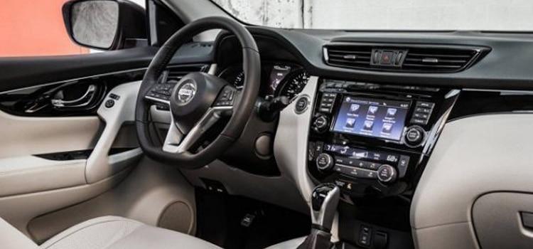 ดีไซน์ภายใน Nissan Rogue 2020