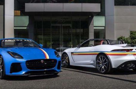 เปิดตัว Jaguar Land Rover รุ่นพิเศษ เข้าร่วมฉลองงาน Pride Month