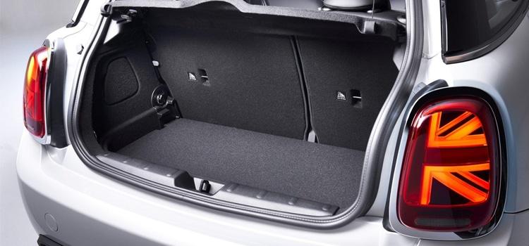 กระโปงท้าย Mini Cooper SE