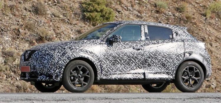 All New Nissan Juke 2019