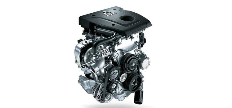 เครื่องยนต์ New Mitsubishi Pajero Sport