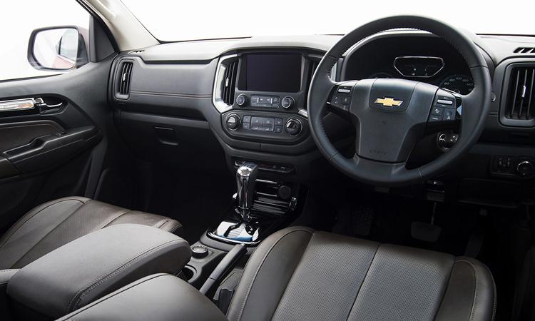 ภายใน Chevrolet Colorado 4th of July Edition