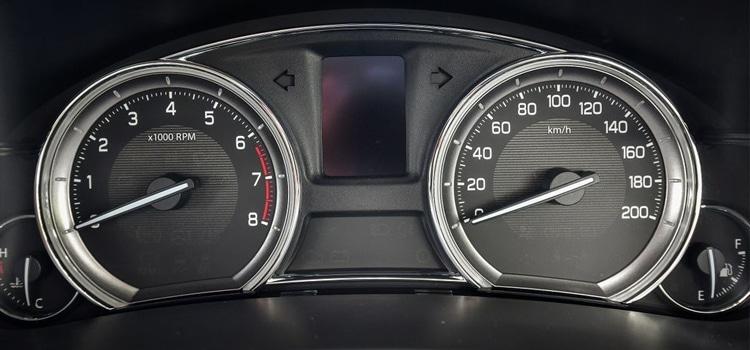 เรือนไม New Suzuki Ciaz GL Plus 2019 - 2020