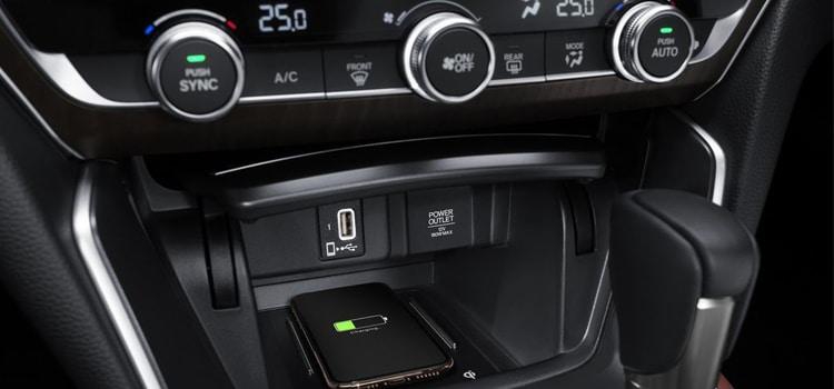 อุปกรณ์อำนวยความสะดวก New Honda Accord HYBRID
