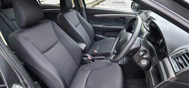 ภายนของ New Suzuki Ciaz GL Plus 2019 - 2020
