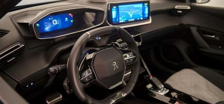 พวงมาลัยAll-new Peugeot e-2008