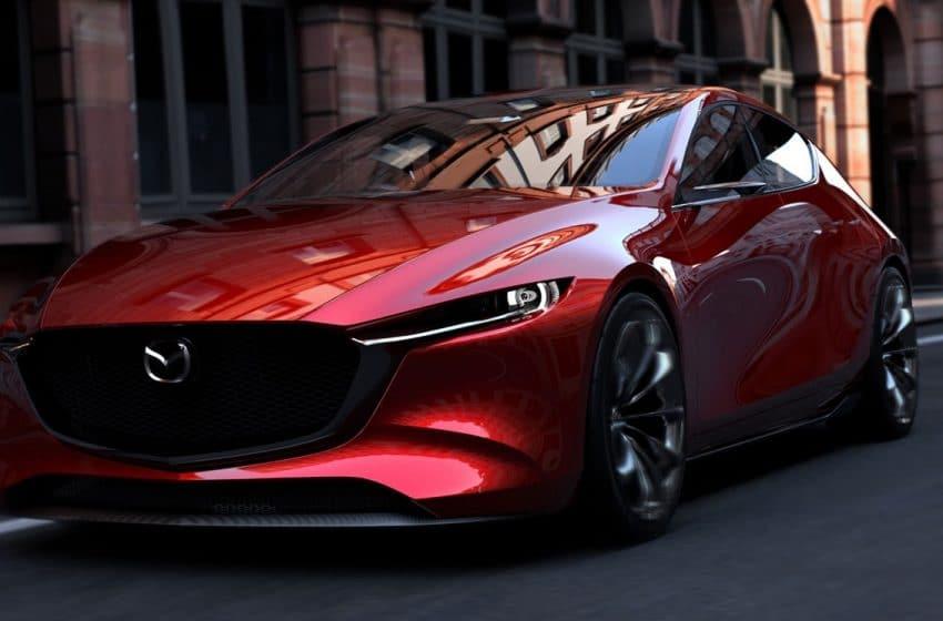 Mazda 3 โฉมใหม่ 2019