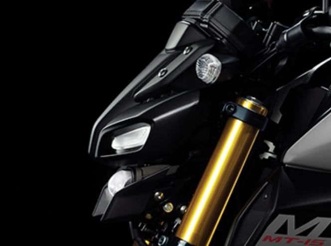 ไฟหรี่ด้านข้าง Yamaha MT-15