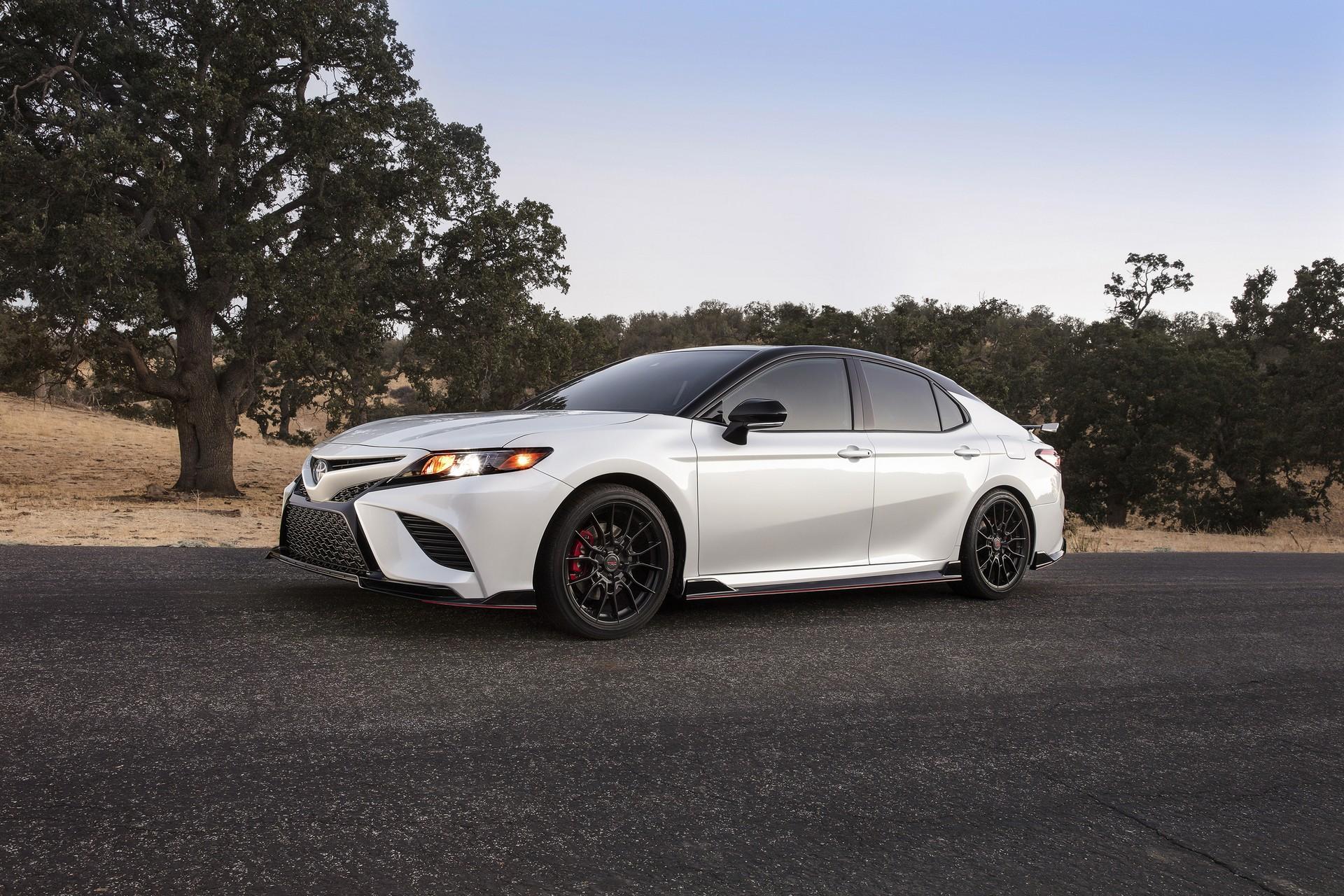 Toyota Camry TRD 2020 ทรงสปอร์ตเตรียมเปิดตัวปลายปีนี้ที่อเมริกา 1