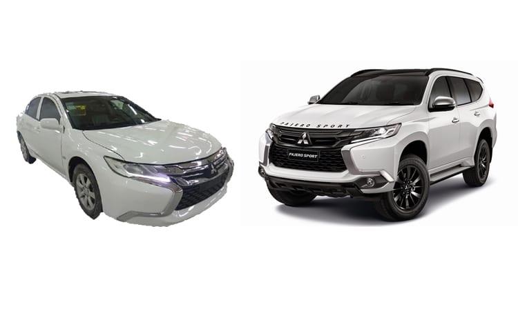 Mitsubishi Galant ดัดแปลง