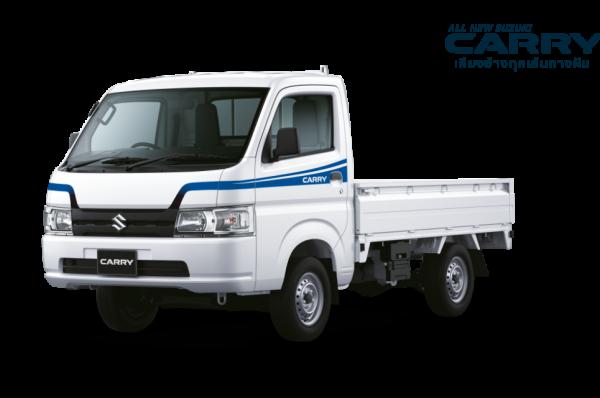 Suzuki Carry 1.5 5MT เคาะราคาอย่างเป็นทางการเริ่มต้น 385,000 บาท