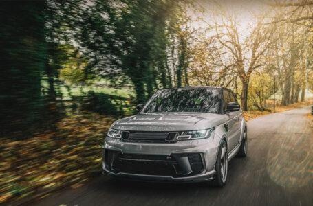 Range Rover Sport SVR แต่งสปอร์ตโดย Kahn ค่าตัวเริ่มที่ 3.84 ล้าน