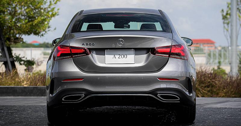 Mercedes-Benz A200 AMG Dynamic Sedan