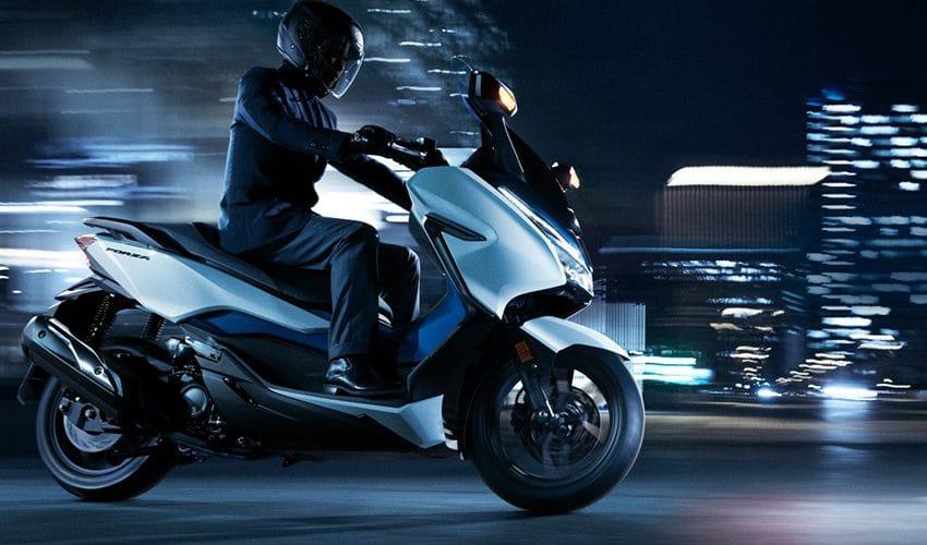 All New Honda Forza 300