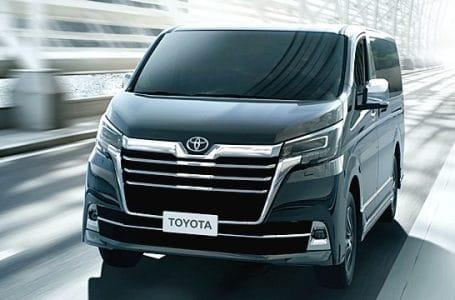 เตรียมพบ All-new Toyota Majesty สัมผัสตัวจริงวันที่ 16 สิงหานี้