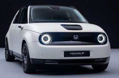 Honda e โปรโตไทป์ ตัวจริงก่อนขึ้นแท่นผลิตภายในปี 2019