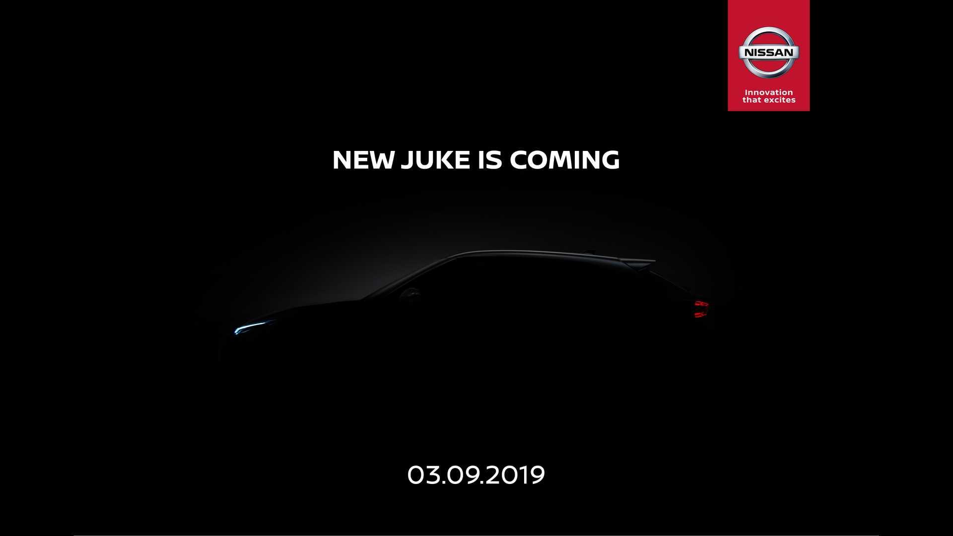 All NEW Nissan JUKE เตรียมตัวเผยโฉมแล้ว 3 กันยายนนี้ 1