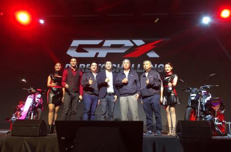 GPX เปิดตัว 2 รุ่นใหม่ เข้ามาตีตลาดรถเล็ก POPz 125 & Raptor 180 กับราคาที่พร้อมท้าชนทุกค่าย