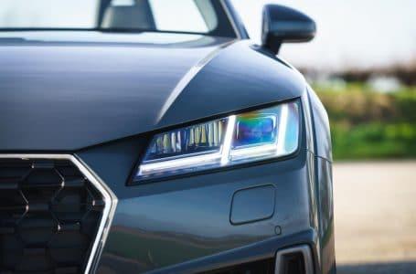 New Audi TT Roadster 45 TFSI quattro S Line ตัวเต็ง Audi จากงาน BIG Motor Sale 2019
