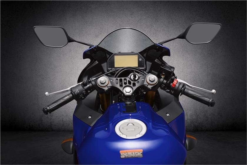 แฮนด์มือ Yamaha YZF R3