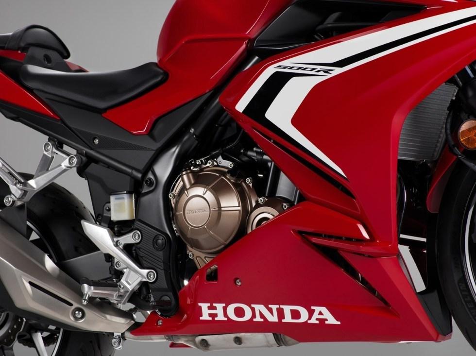 Honda CBR500R มาพร้อมฟังก์ชั่นจัดเต็ม ขับขี่สนุกได้อย่างมั่นใจ ราคาเริ่มต้นที่ 217,000 บาท 2