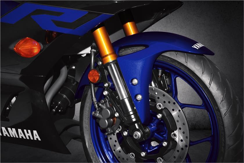 ล้อหน้า Yamaha YZF R3