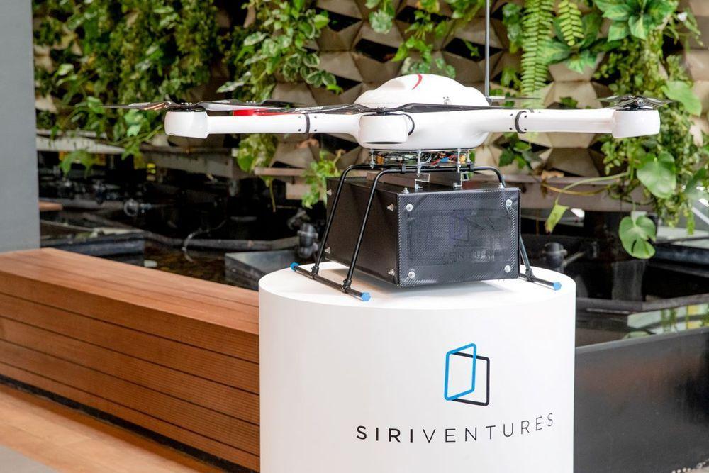 โดรน เดลิเวอรี่ (Drone Delivery)