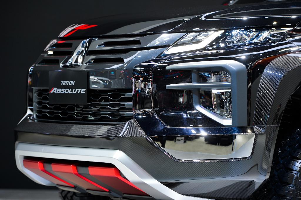 Mitsubishi Triton Absolute