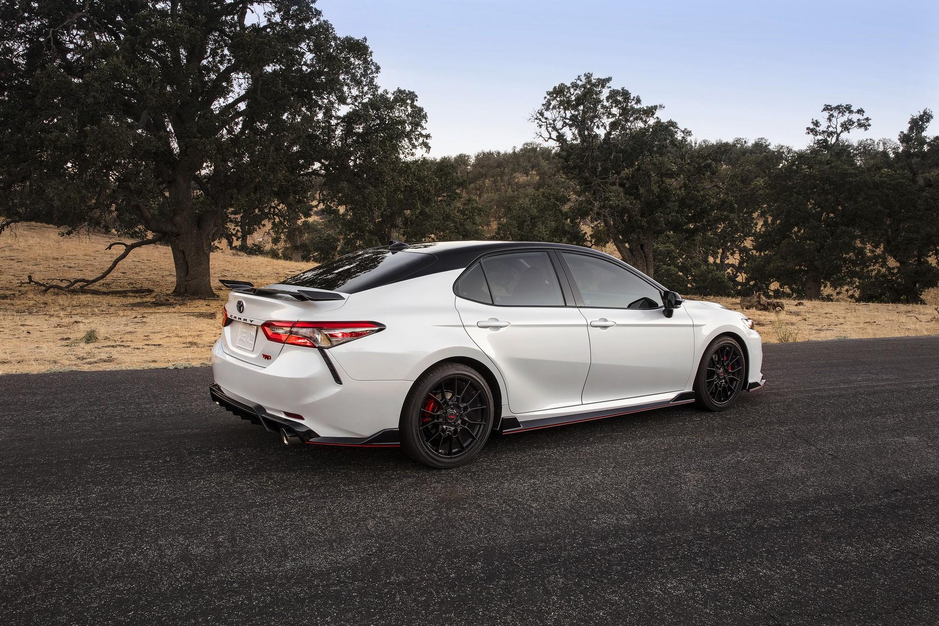 Toyota Camry TRD 2020 ทรงสปอร์ตเตรียมเปิดตัวปลายปีนี้ที่อเมริกา 3
