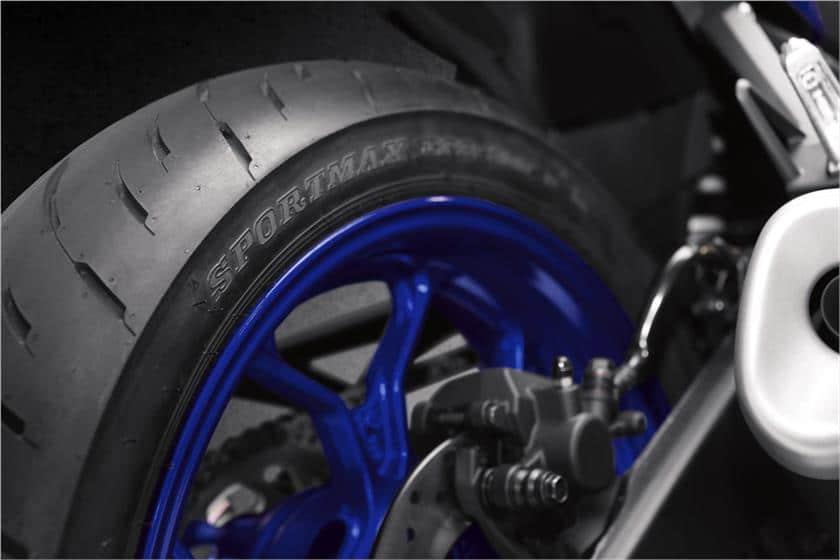 ล้อหลัง Yamaha YZF R3