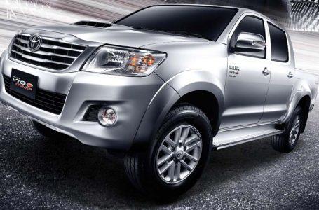 ราคา ตารางผ่อนดาวน์ Toyota Hilux Vigo Champ ปี 2020
