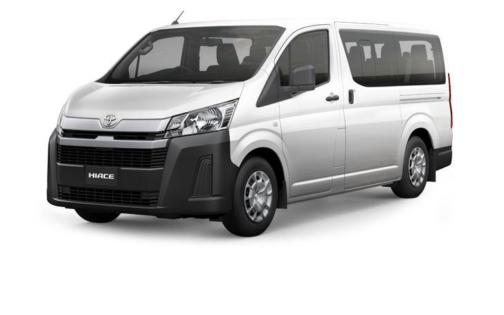 All-New Toyota Hiace