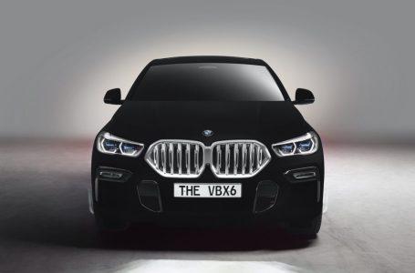 BMW X6 ม้ามืดตัวดำสนิท ที่สุดในโลก