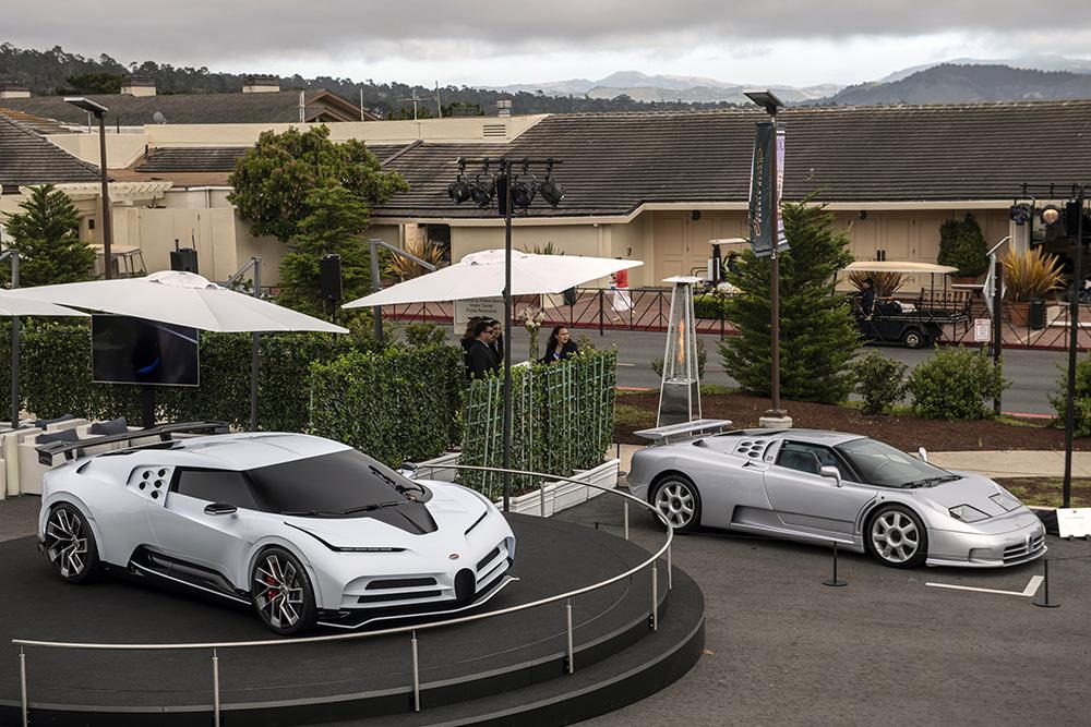 Bugatti Centodieci รุ่นพิเศษ