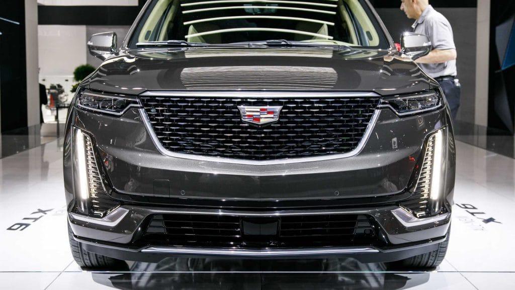 Cadillac XT6 2020 SUV