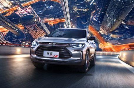 Chevrolet Tracker รถเอสยูวีขนาดเล็ก กับราคาเพียง433,000ในจีน