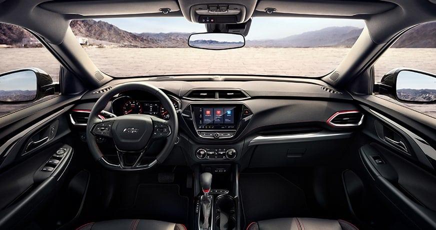 Chevrolet Trailblazer RS