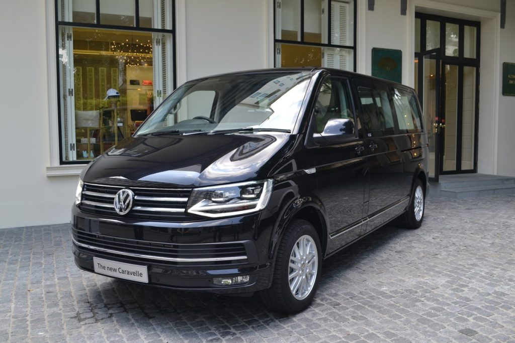 Volkswagen The New Caravelle 2.0 TDI Touring 2011