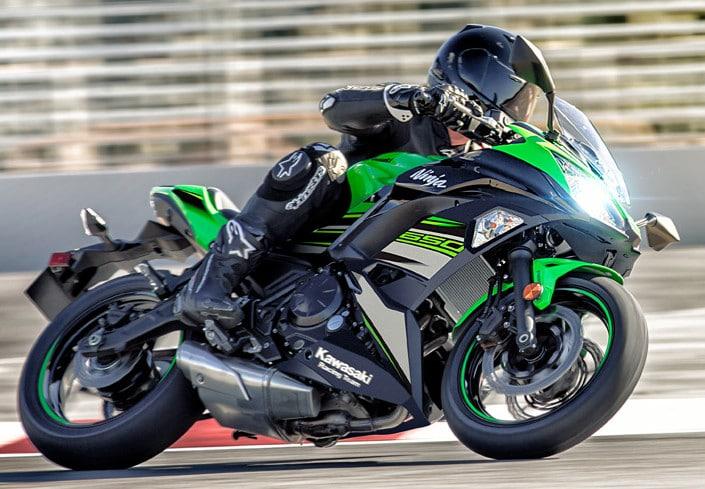 2019 Ninja 650 KRT