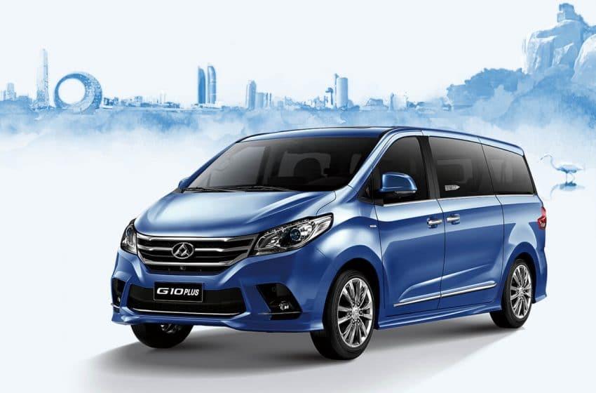 MAXUS G10 MPV 7ที่นัง ราคาเผิดตัวเพียง 692,000 บาท ในแดนมังกร 1