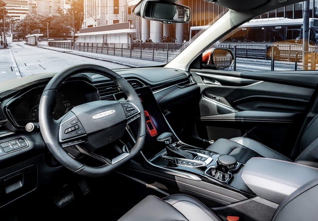 Maxus D60 SUV