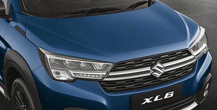 Suzuki XL6 (Ertiga Cross)