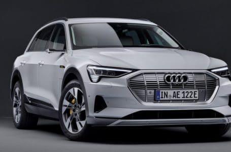 Audi E-Tron 50 รถยนต์อเนกประสงค์ไฟฟ้าหรู ราคา 5 ล้านบาท