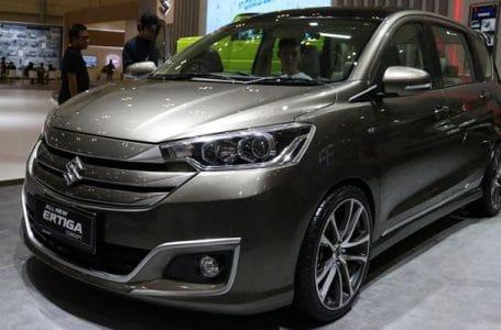 Suzuki Ertiga ตกแต่งพิเศษ สำหรับประเทศอินโดนีเซีย