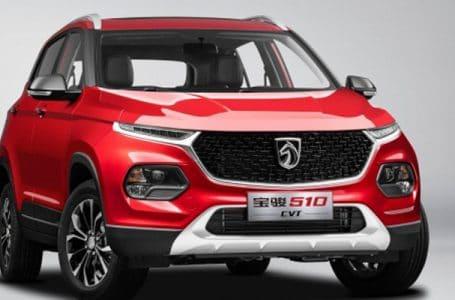 Baojun 510 SUV รถอเนกประสงค์แดนมังกร สนนราคาที่ 3.2 แสนบาท เพิ่มออฟชั่นเกียร์ CVT